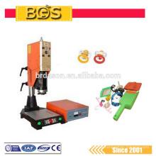 BDS Suply precio de alta frecuencia Industrial utilizando 15K máquina de soldadura por ultrasonidos de plástico para PVC, PE, PP, tela no tejida con CE