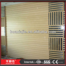 Decorative viny wpc wall panels