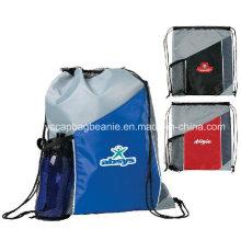 Promotional Liberty Waterproof Drawstring Backpack Bag
