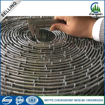 Lubang kecil profesional Stainless Steel Welded Mesh