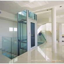 Elevador de vidro; Pequeno Elevador Residencial; Villa Elevador