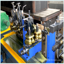 Steel pipe/tube cold roll forming machine/welded pipe production line
