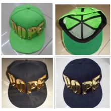 Новый дизайн одежды настроить кристалл hiphop письмо допинг заклепки snapback hat cap