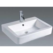 Lavabo rectangulaire pour cabinet de toilette (026)