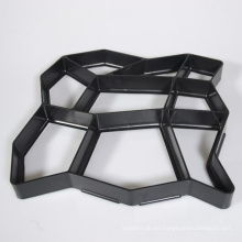 Molde de adoquines de plástico Molde de adoquines Molde de hormigón de piedra