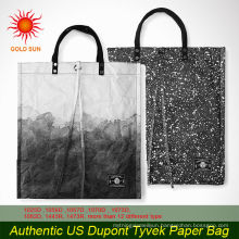 free sample high quality promotion paper gift shopping bag promotion tyvek paper bag