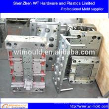 Литье пластмасс под давлением для различных форм