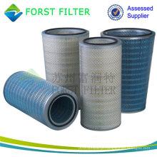 FORST novo elemento industrial do filtro de poeira de ar do elemento China Supplier