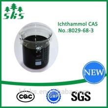 Дезинфектанты и антисептики Ichthammol Cas No: 8029-68-3