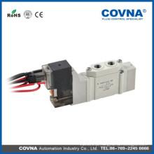 Piloto interno Válvula solenóide de ar de operação AC24V / MINI válvula solenóide /