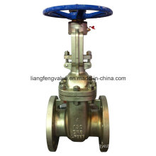 Gate Valve Stainless Steel Flange End