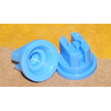 Flat-fan Nozzle 1.05 BLUE Made Of Plastic