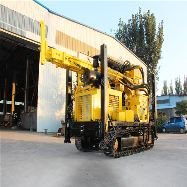 air compressor water well drilling rig