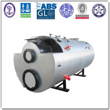 Marine Combined Oil-Fired Exhaust-Gas Boiler