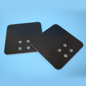 Durable solid pvc board drilling holes