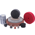 Nylon polishing wheel Bench Polisher Accessories