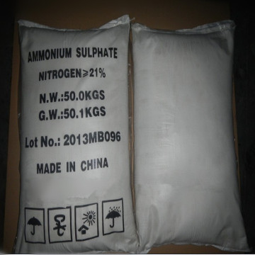 Low Price Ammonium Sulphate High quality fertilizer