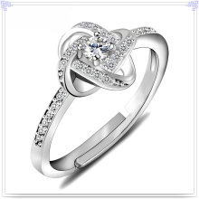 Crystal Jewelry Fashion Ring 925 Sterling Silver Jewelry (CR0059)