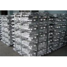 Hochreines Aluminium-Ingot 99,7, 99,5, 99,8, 99,9 min, (A7, A8, A5)