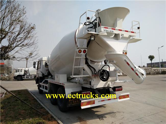 10 Wheeler Concrete Mixer Importer