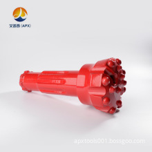 DTH drill bit for hardened carbide steel/water well drilling machine
