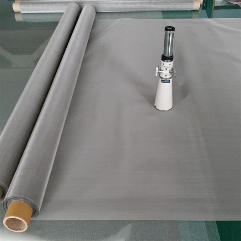 Steel Mesh Fabric