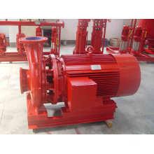 Pompe de lutte contre l'incendie stable à pression constante avec pompe Jockey (XBD-SLOW)