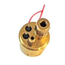 china supply co2 welding torch body euro adaptor