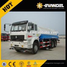 Camión cisterna de petroleo del camión de petrolero del combustible de HOWO 8x4 18000L para el camión cisterna del combustible de la venta