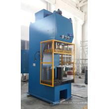 CNC 10 Ton C Frame Prensa hidráulica para accesorios de cable Auto 10t Single Cylinder Hydraulic Press