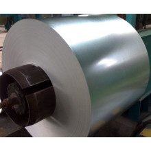 Bobina de acero galvanizado de espiral cero