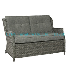 Wicker Furniture PE Rattan Love Seat Sofa