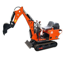 price of mini excavator 800kg for garden use