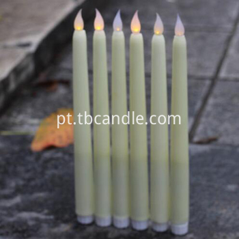 Party decoration LED taper candle