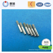 China Supplier ISO 9001 Certified Standard Carbon Shaft Black