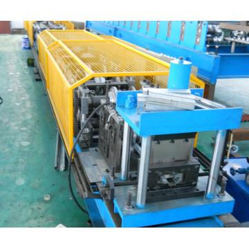 Engineers Available to Service Machinery Overseas Steel Door Frame Machine