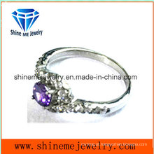 Moda e Hot Sale Stainless Steel Charm Ring Jewelry