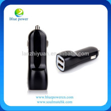 Car Charger 2.1A Dual Port Rapid USB Car Charger Cigarette Charger for iPhone iPad Air 2 Samsung Galaxy S6 / S6 Edge