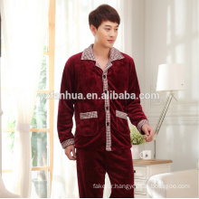 Full Size Coral Fleece Men's suit China Supplier