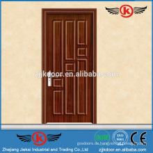 JK-P9053 Swing fertig pvc / mdf Bad Tür Hersteller PVC-Film Bad Schrank Tür