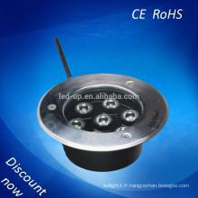 Lumière souterraine LED de qualité supérieure IP65