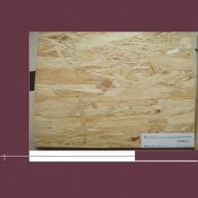 Waterproof OSB board panel building house