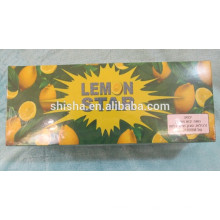 carvão vegetal de limão para o cachimbo de água