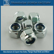 DIN982 Nylon Insert Lock Nut in-Stock Sales