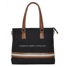 New Arrival Wear-Resistant Canvas Fashion Handbag (ZXS0042)