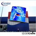 Indoor Flexible cutomized curved p4 led screen panel
