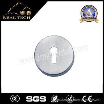 Door Accessories Stainless Steel Escutcheon with Cylinder Key Hole