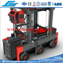 Diesel Engine Staddle Carrier for Container