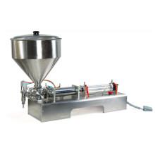 Machine de remplissage 100-1000ml de pâte simple tête de haute précision de vente chaude