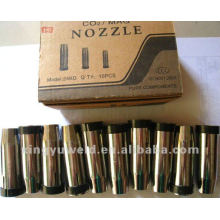 co2 welding nozzle binzel 24kd